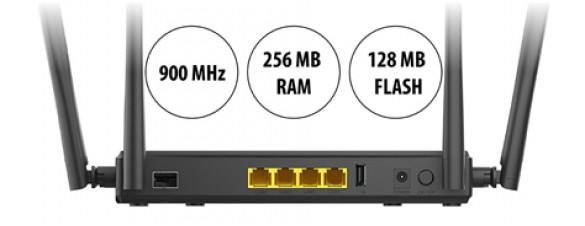 D-Link DIR-825/GF: чем интересна новая модель?