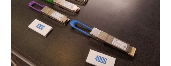 Intel на Interconnect Day: анонс трансиверов 400 GbE на кремниевой технологии
