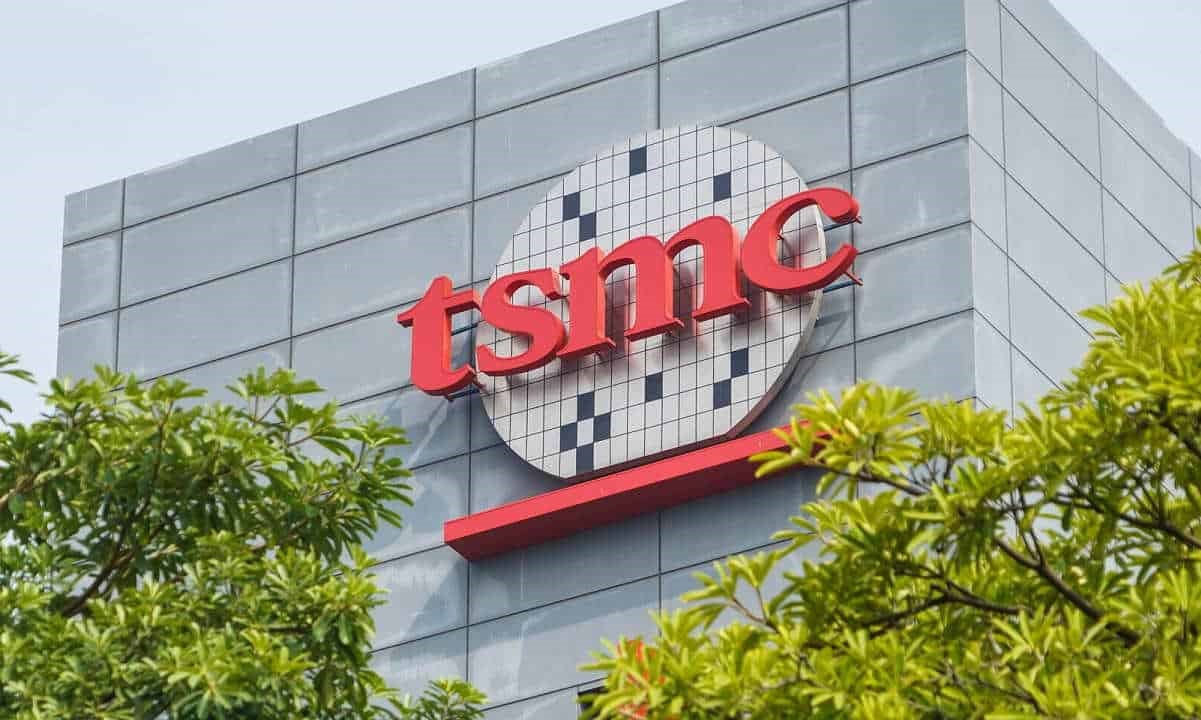 офис тайваньской компании TSMC