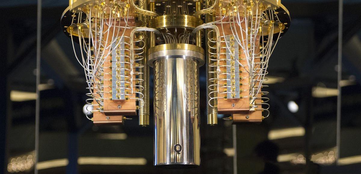 квантовый суперкомпьютер Sycamore от Google